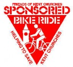 Logo FKC bike ride red 100
