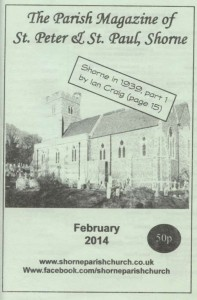 Parish Magazine cover