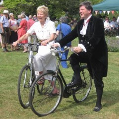 Rosemary Dymond & High Sheriff